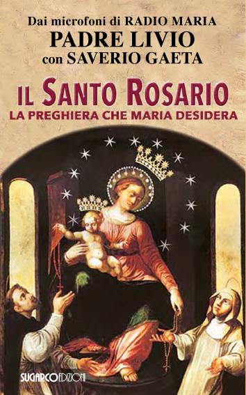 Risultati immagini per il santo rosario padre livio