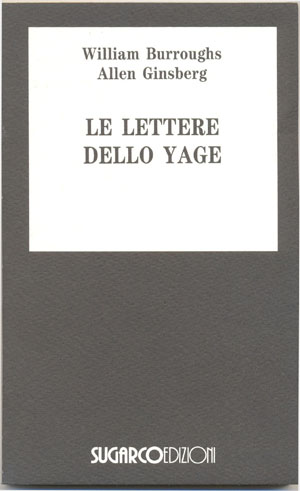 Lettere dello Yage (Le)William Burroughs