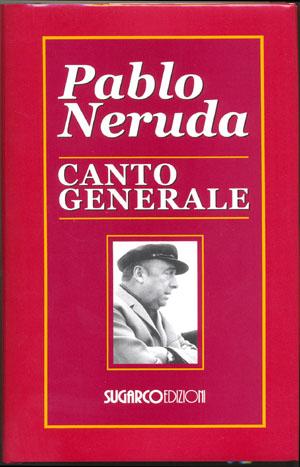 Canto generale (Cop. rossa)Pablo Neruda