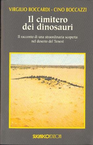 Cimitero dei dinosauri (Il)Virgilio Boccardi – Cino Boccazzi