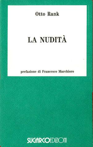 Nudità (La)Otto Rank