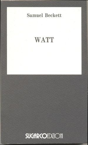 WattSamuel Beckett